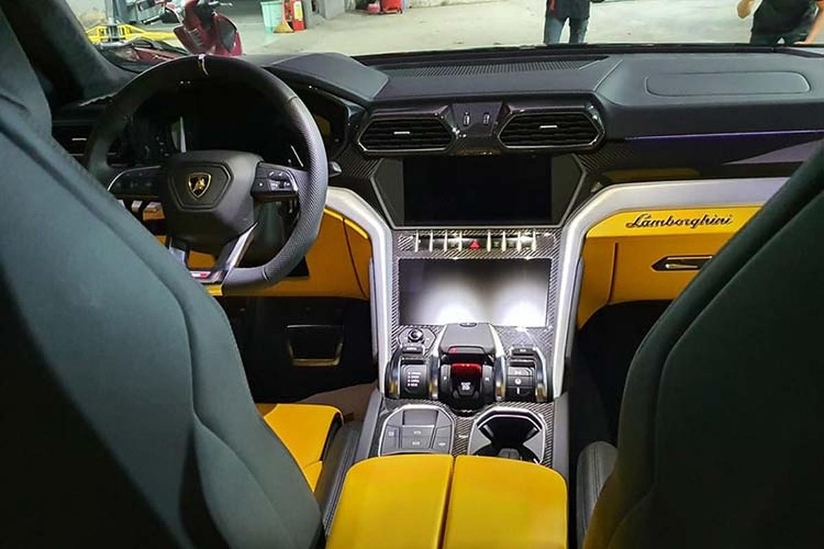 Sieu SUV Lamborghini Urus hon 20 ty do Mansory o Sai Gon-Hinh-8
