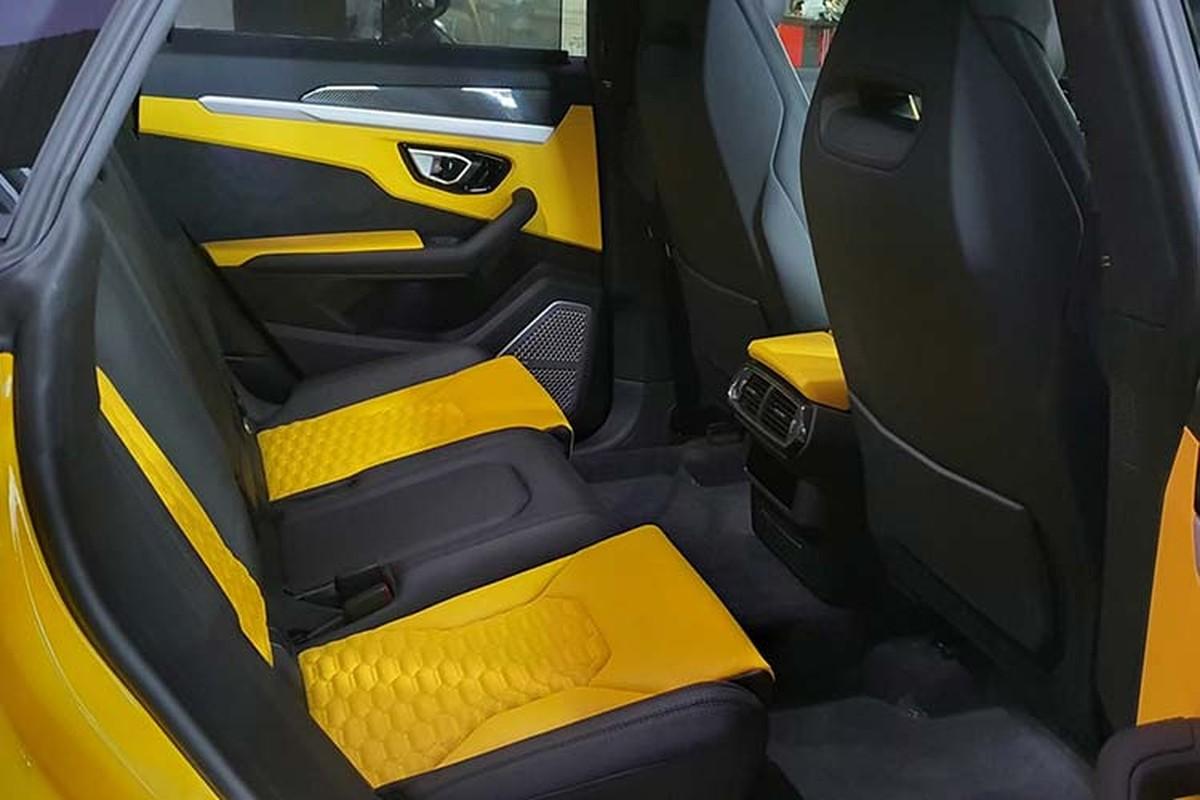 Sieu SUV Lamborghini Urus hon 20 ty do Mansory o Sai Gon-Hinh-9