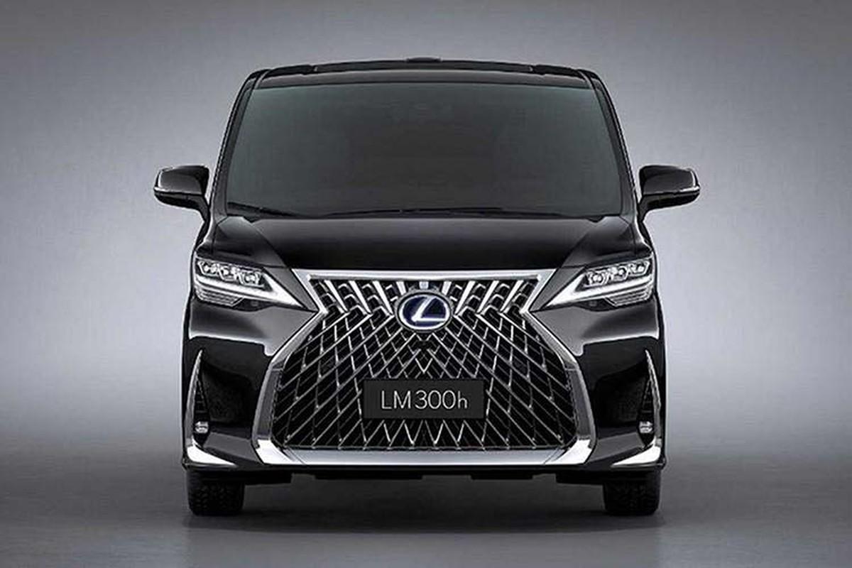 MPV hang sang Lexus LM 2020 tu 4 ty dong tai Dong Nam A-Hinh-10