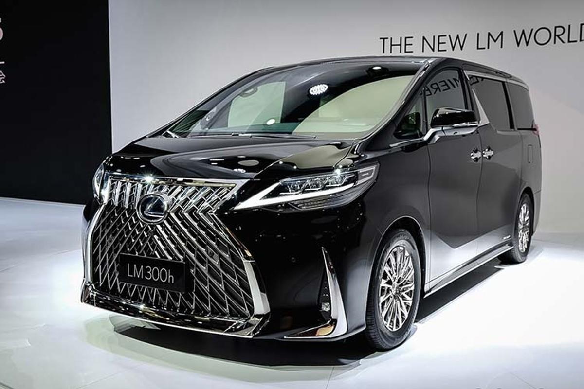 MPV hang sang Lexus LM 2020 tu 4 ty dong tai Dong Nam A-Hinh-4