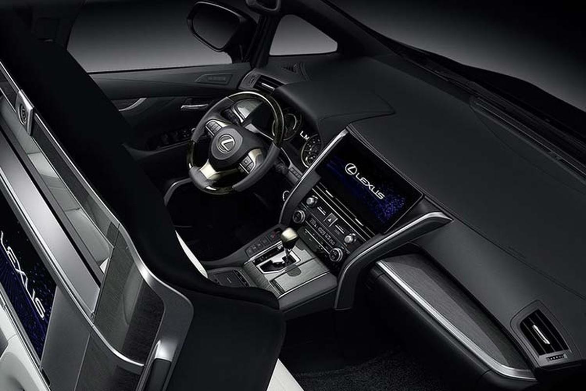 MPV hang sang Lexus LM 2020 tu 4 ty dong tai Dong Nam A-Hinh-6
