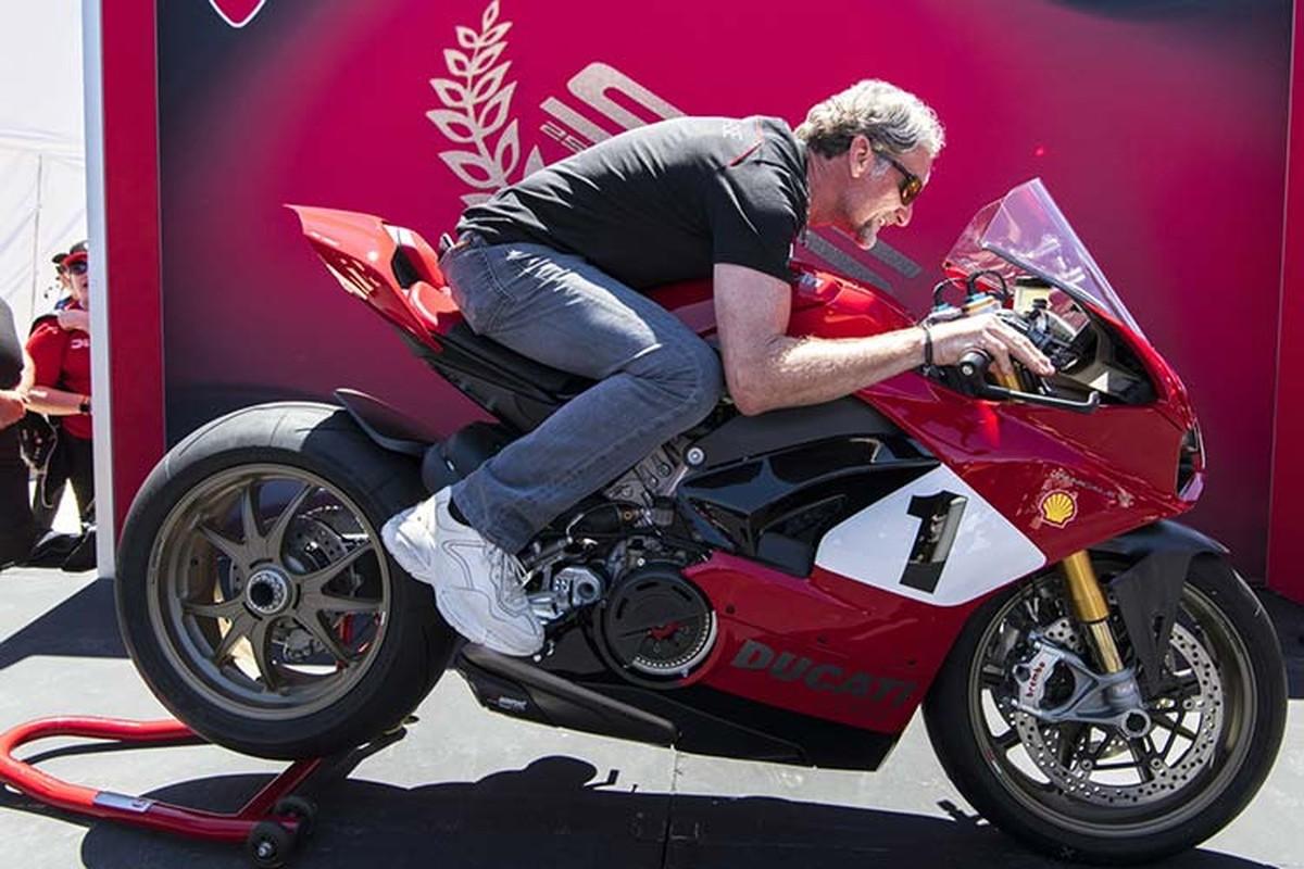 Sieu moto Ducati Panigale V4 25th hon 2 ty dong tai Malaysia-Hinh-8