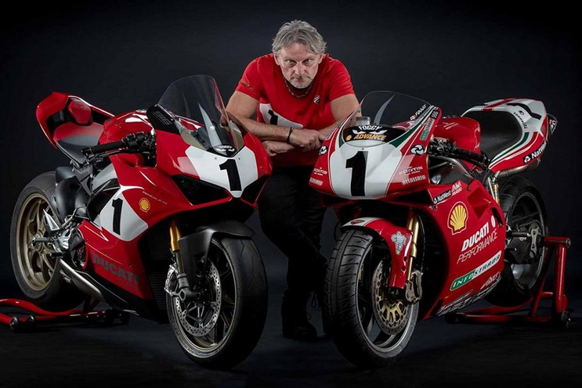 Sieu moto Ducati Panigale V4 25th hon 2 ty dong tai Malaysia