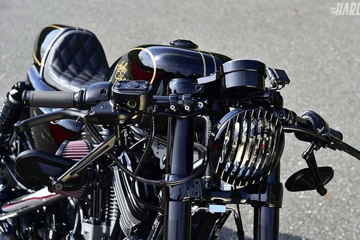 Harley-Davidson Cafe Racer do hoan my tu XL1200CX Roadster-Hinh-3