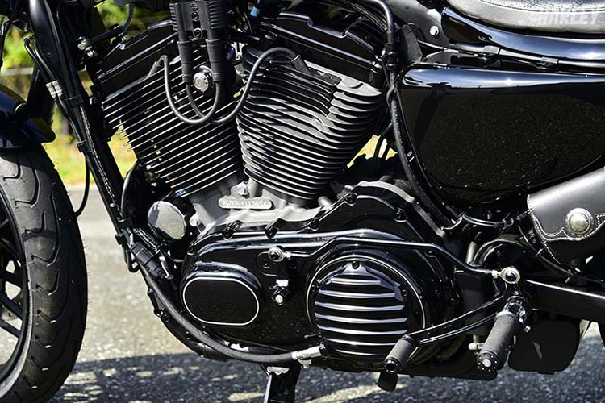 Harley-Davidson Cafe Racer do hoan my tu XL1200CX Roadster-Hinh-8