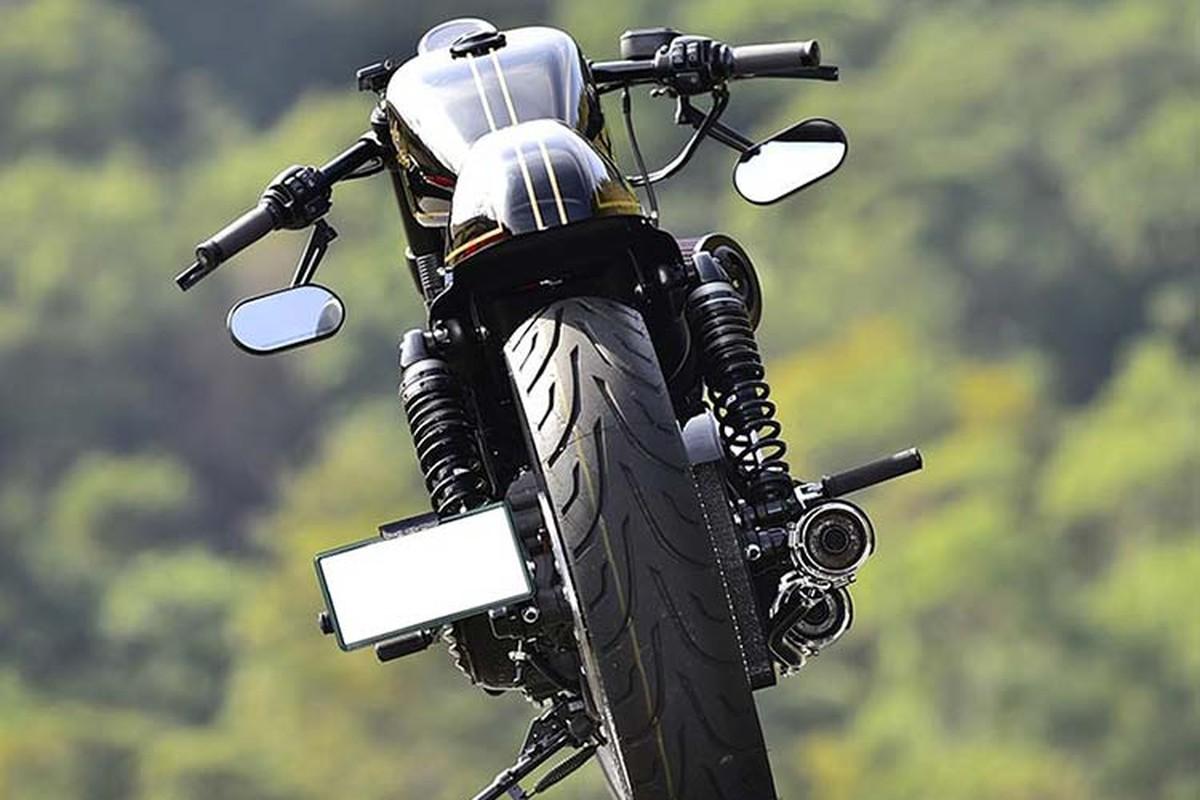 Harley-Davidson Cafe Racer do hoan my tu XL1200CX Roadster-Hinh-9