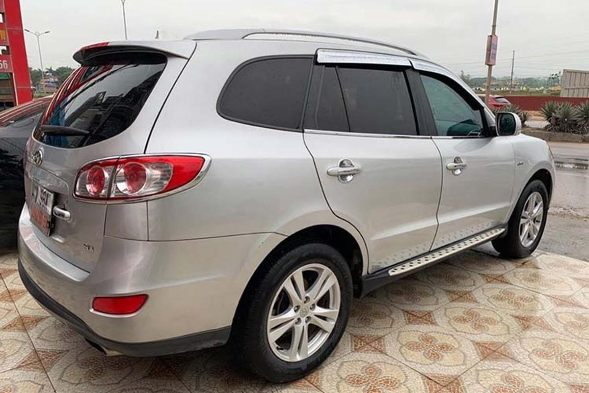 Hyundai Santa Fe SLX dung hon 10 nam ban hon 600 trieu dong-Hinh-2