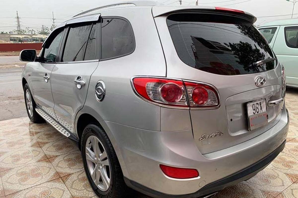 Hyundai Santa Fe SLX dung hon 10 nam ban hon 600 trieu dong-Hinh-8