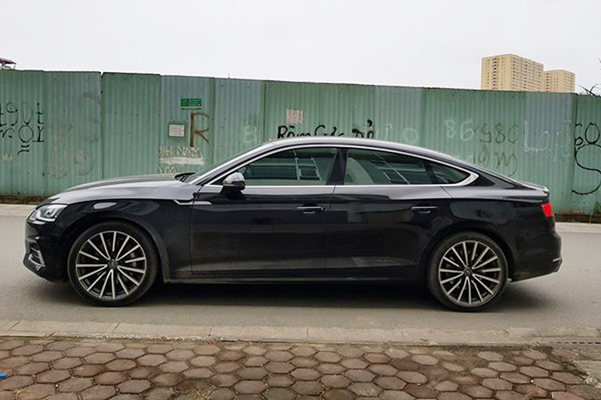 "Xe sang Audi A5 ""hang thua"" APEC chi 1,9 ty dong o Ha Noi-Hinh-2"