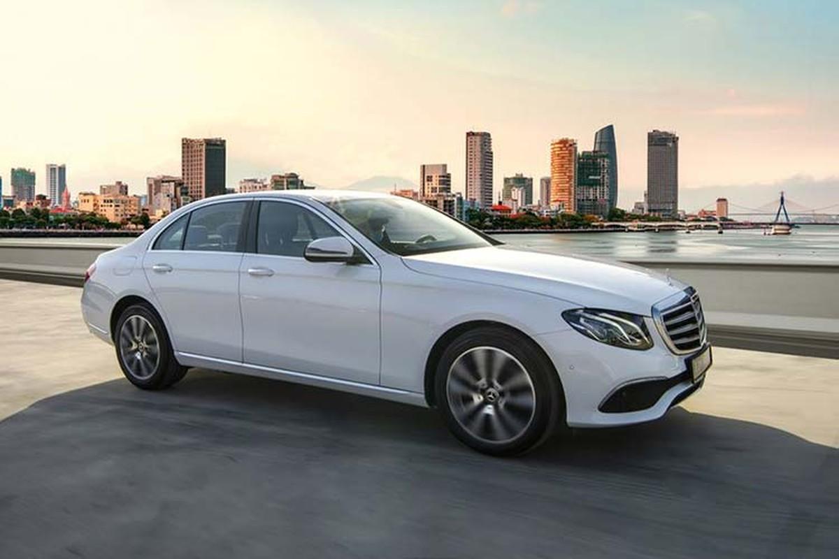 Can canh Mercedes-Benz E200 Exclusive hon 2,2 ty tai Viet Nam-Hinh-12