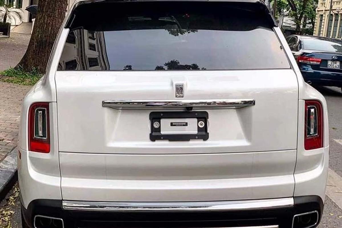Rolls-Royce Cullinan len san xe cu chi hon 17 ty o Ha Noi-Hinh-4