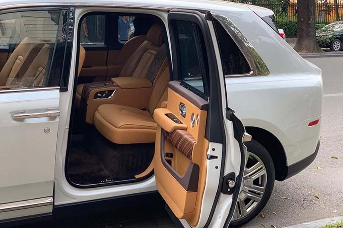 Rolls-Royce Cullinan len san xe cu chi hon 17 ty o Ha Noi-Hinh-8