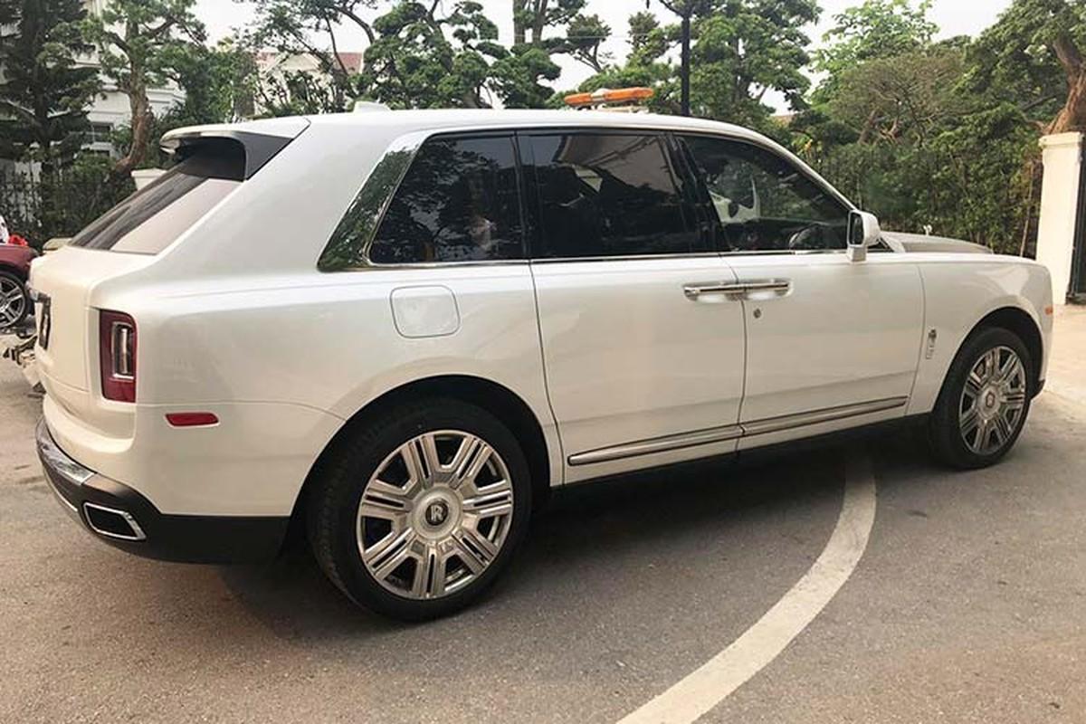 Rolls-Royce Cullinan len san xe cu chi hon 17 ty o Ha Noi-Hinh-9
