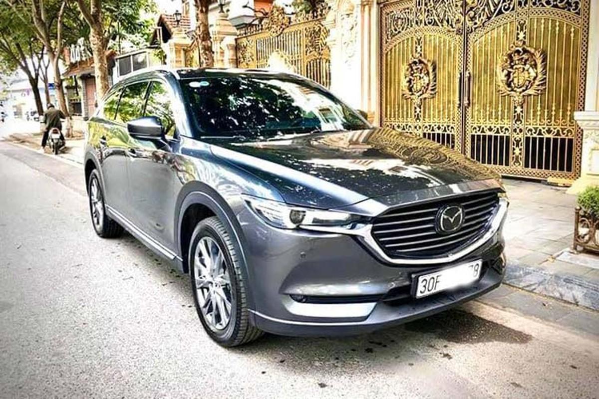 Mazda CX-8 gia tu 1,15 ty co gi de canh tranh o 'san choi' SUV 7 cho-Hinh-10