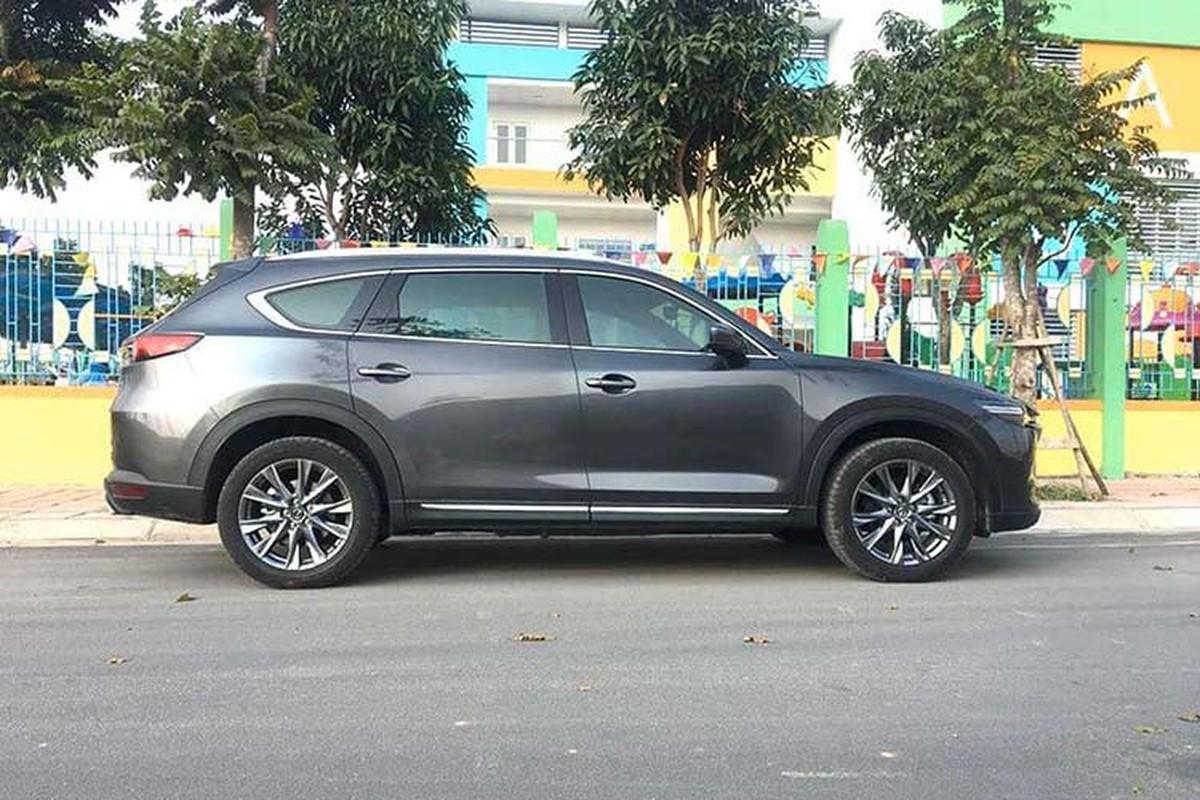 Mazda CX-8 gia tu 1,15 ty co gi de canh tranh o 'san choi' SUV 7 cho-Hinh-2