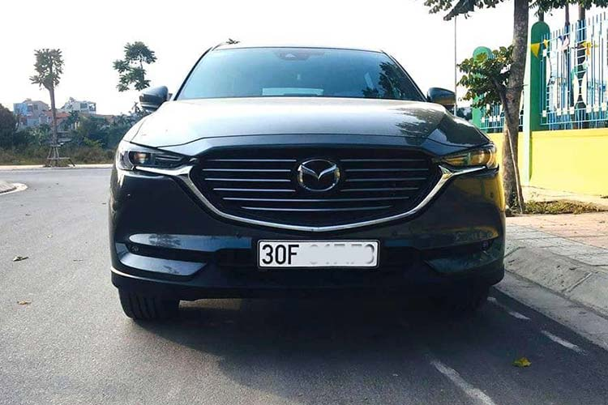Mazda CX-8 gia tu 1,15 ty co gi de canh tranh o 'san choi' SUV 7 cho-Hinh-3