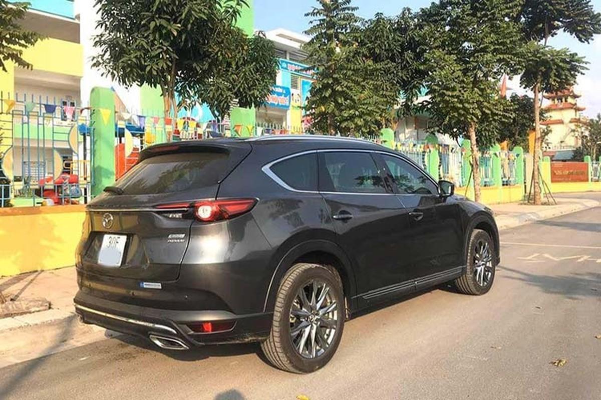 Mazda CX-8 gia tu 1,15 ty co gi de canh tranh o 'san choi' SUV 7 cho-Hinh-4