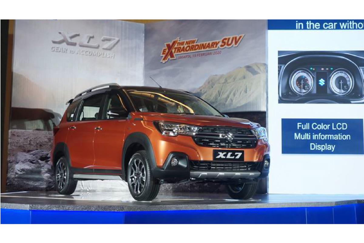Dai ly thet gia Suzuki XL7 2020 nhap khau toi 1 ty dong