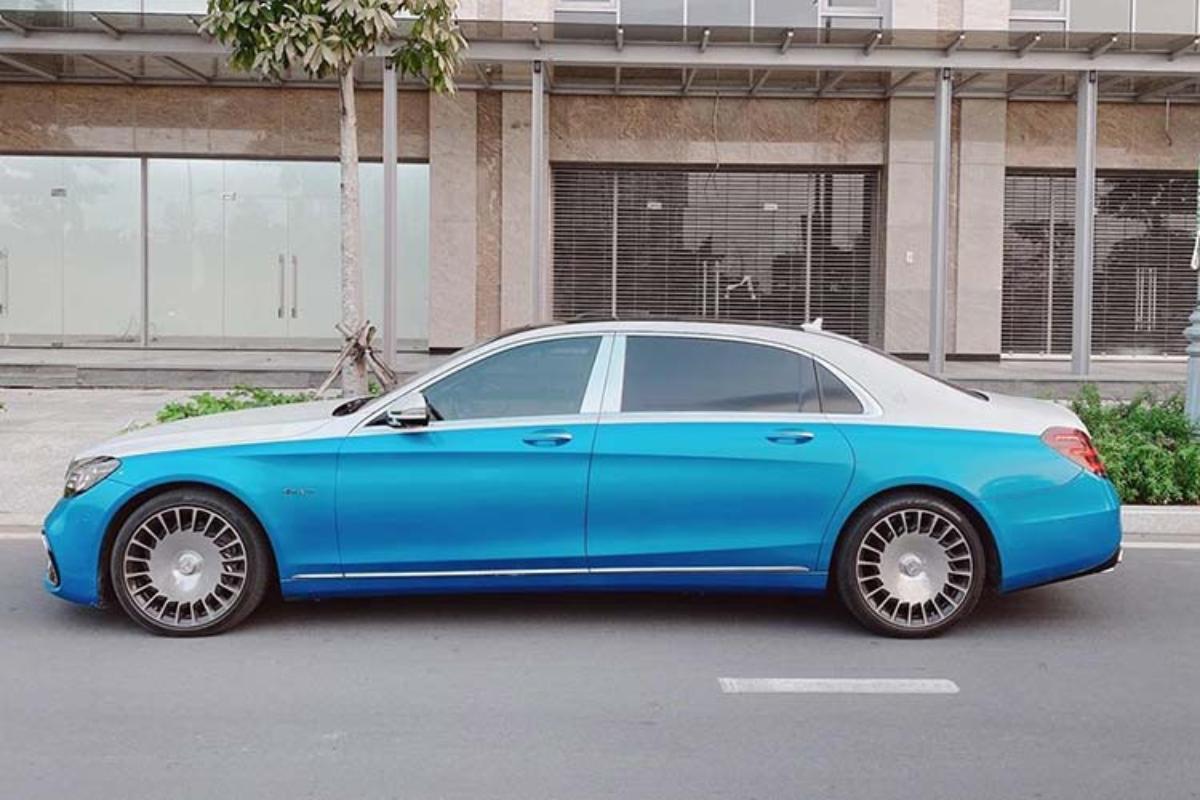 Diep Lam Anh ban Mercedes-Maybach gan 7 ty, tang kem tui Chanel-Hinh-3