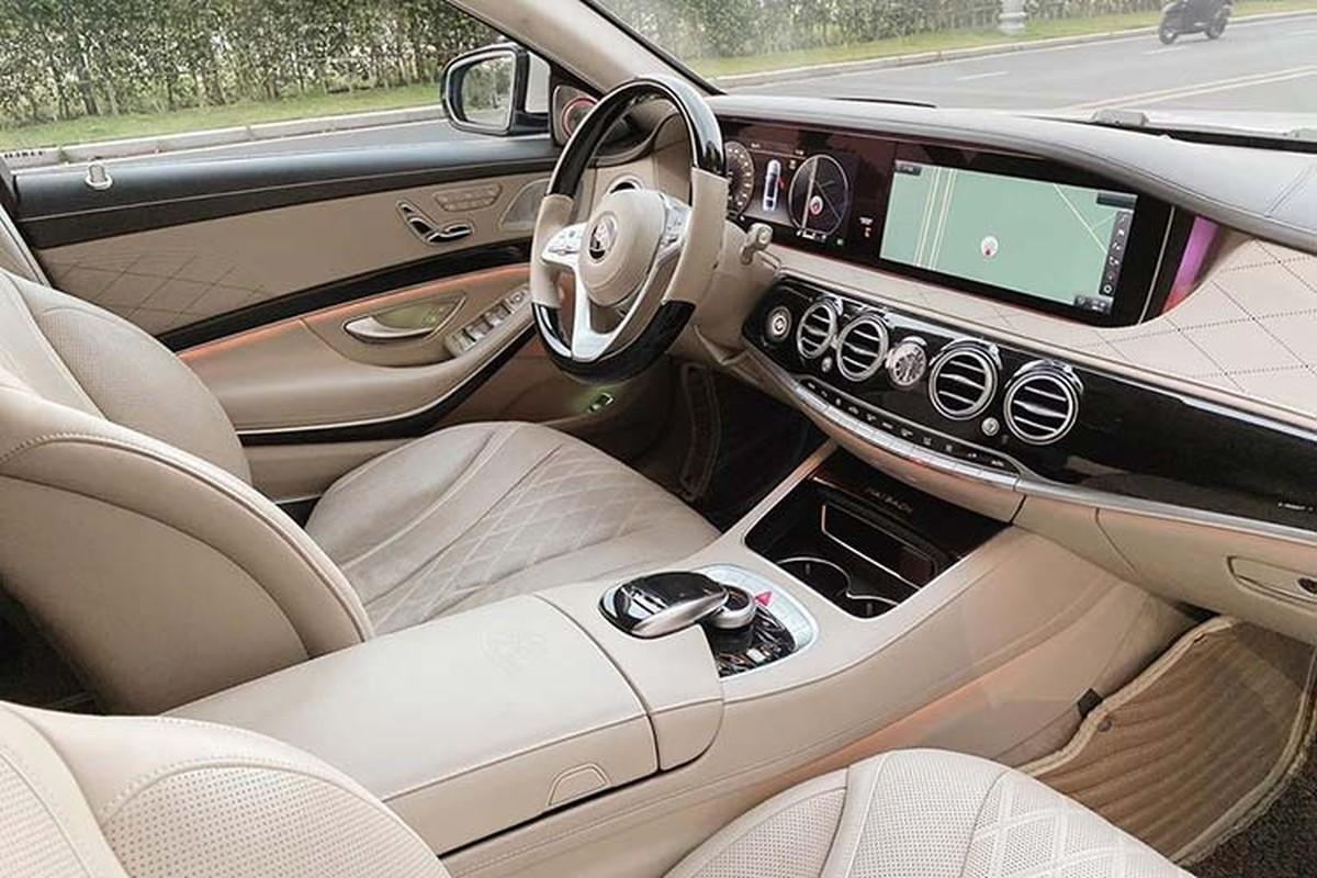 Diep Lam Anh ban Mercedes-Maybach gan 7 ty, tang kem tui Chanel-Hinh-6