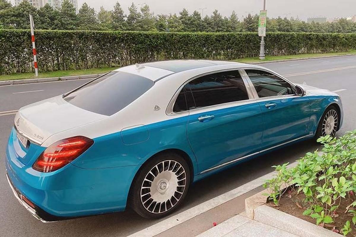Diep Lam Anh ban Mercedes-Maybach gan 7 ty, tang kem tui Chanel-Hinh-9