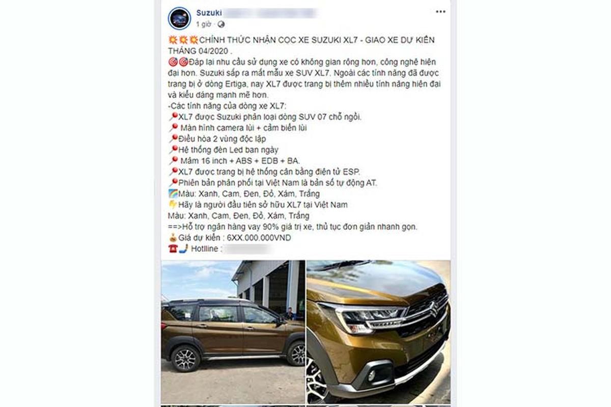Suzuki XL7 moi tu khoang hon 600 trieu dong tai Viet Nam-Hinh-2