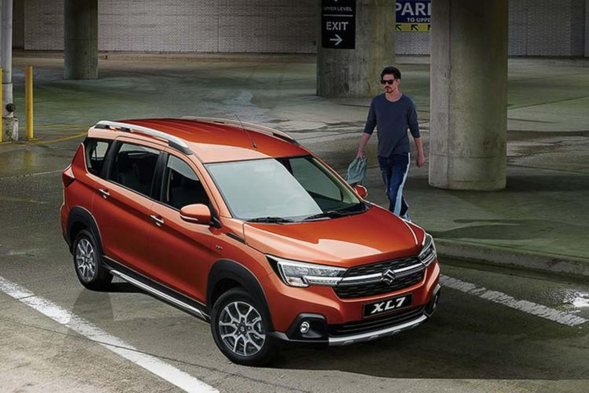 Suzuki XL7 moi tu khoang hon 600 trieu dong tai Viet Nam-Hinh-4