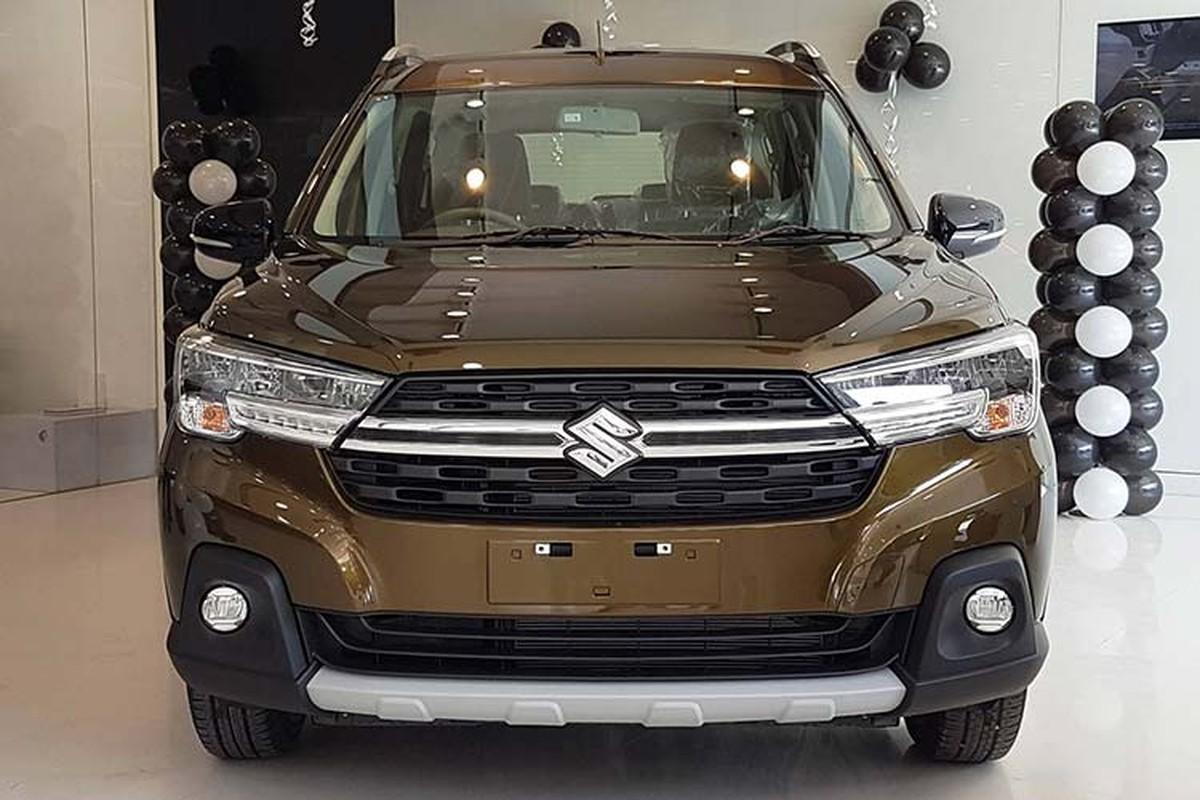 Suzuki XL7 moi tu khoang hon 600 trieu dong tai Viet Nam
