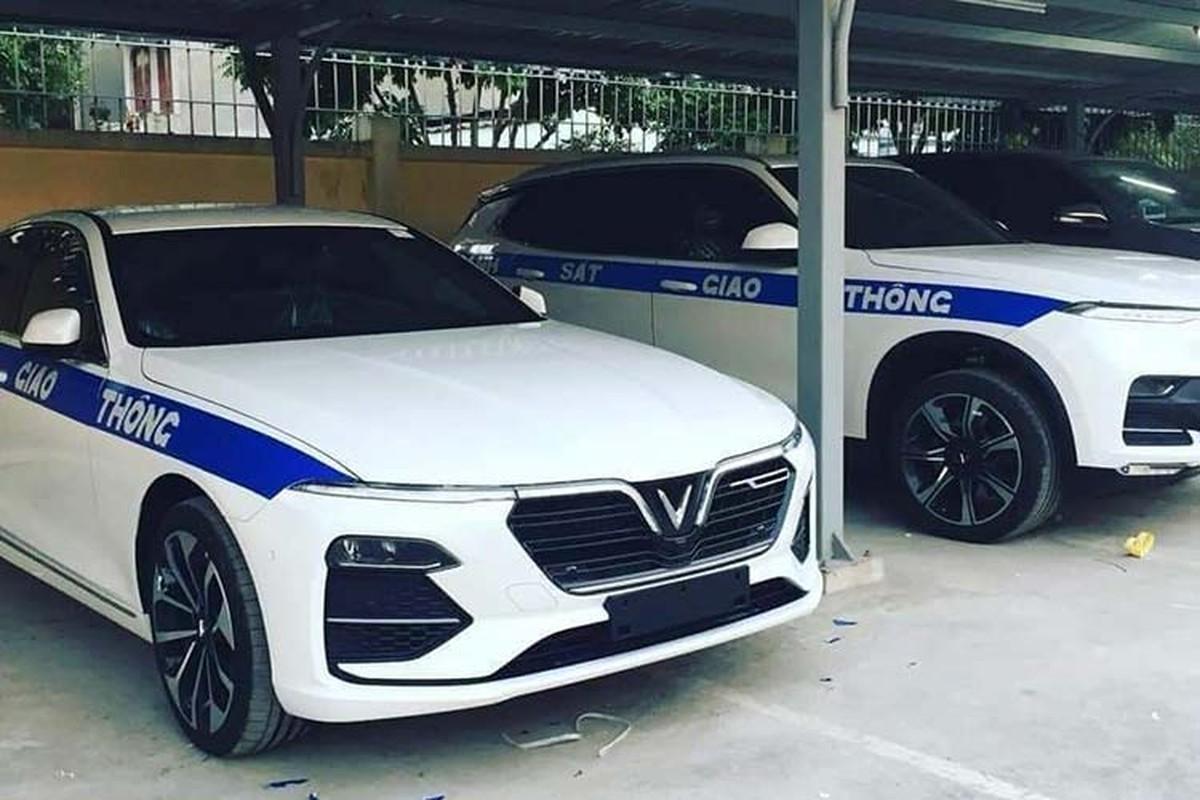 Xuat hien bo doi xe VinFast Lux danh cho CSGT Viet Nam-Hinh-3