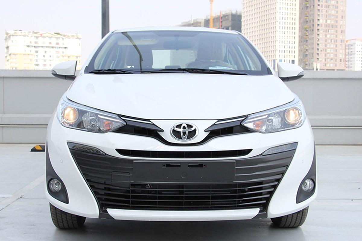 "Can canh Toyota Vios 2020, ""full option"" 570 trieu tai Viet Nam-Hinh-3"
