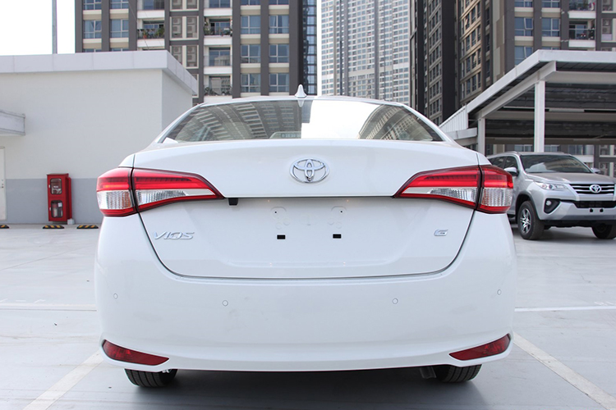 "Can canh Toyota Vios 2020, ""full option"" 570 trieu tai Viet Nam-Hinh-4"