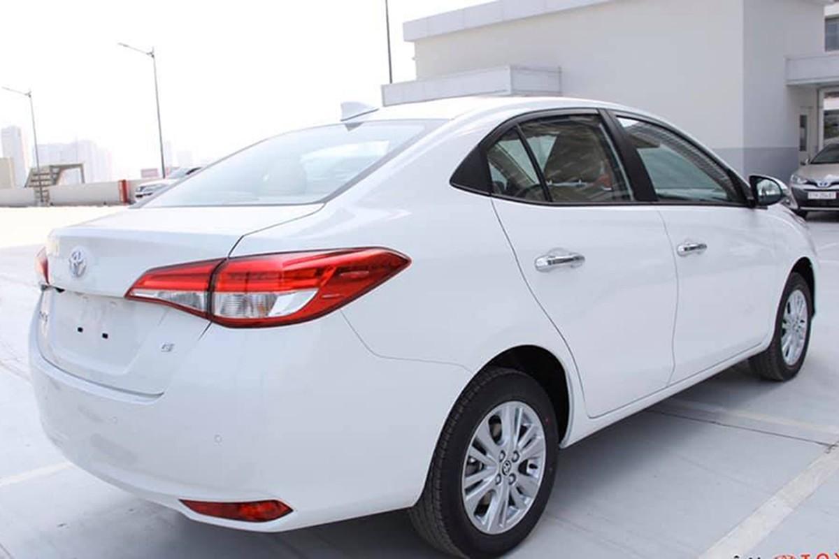 "Can canh Toyota Vios 2020, ""full option"" 570 trieu tai Viet Nam-Hinh-8"