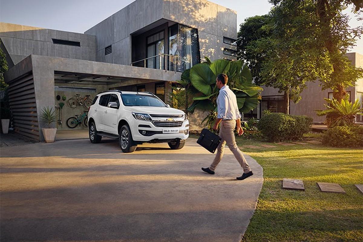 Chevrolet Trailblazer LTZ giam toi hon 350 trieu tai Viet Nam-Hinh-2