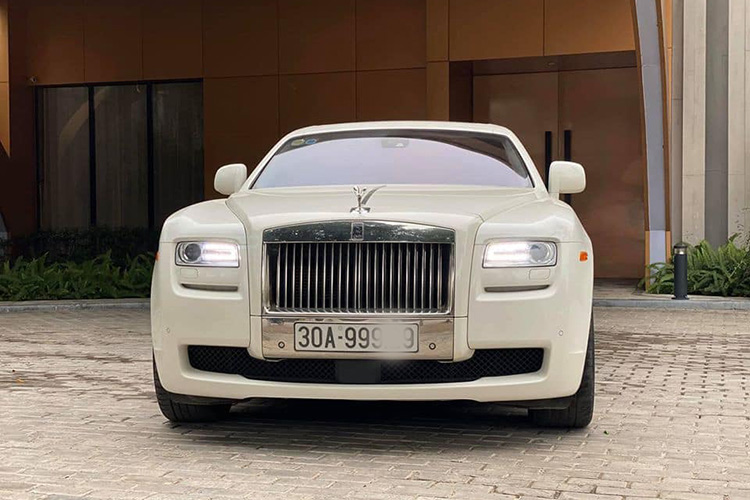 Can canh Rolls-Royce Ghost dung 10 nam hon 9 ty o Ha Noi-Hinh-3