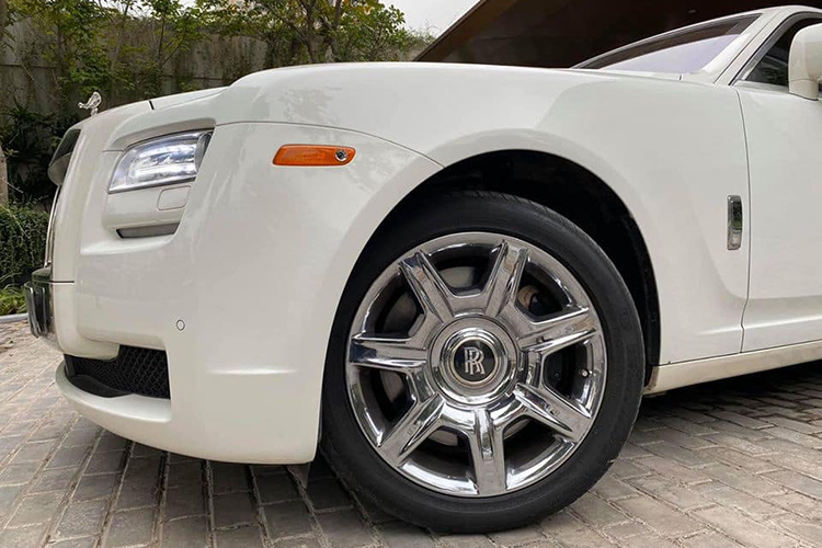 Can canh Rolls-Royce Ghost dung 10 nam hon 9 ty o Ha Noi-Hinh-5