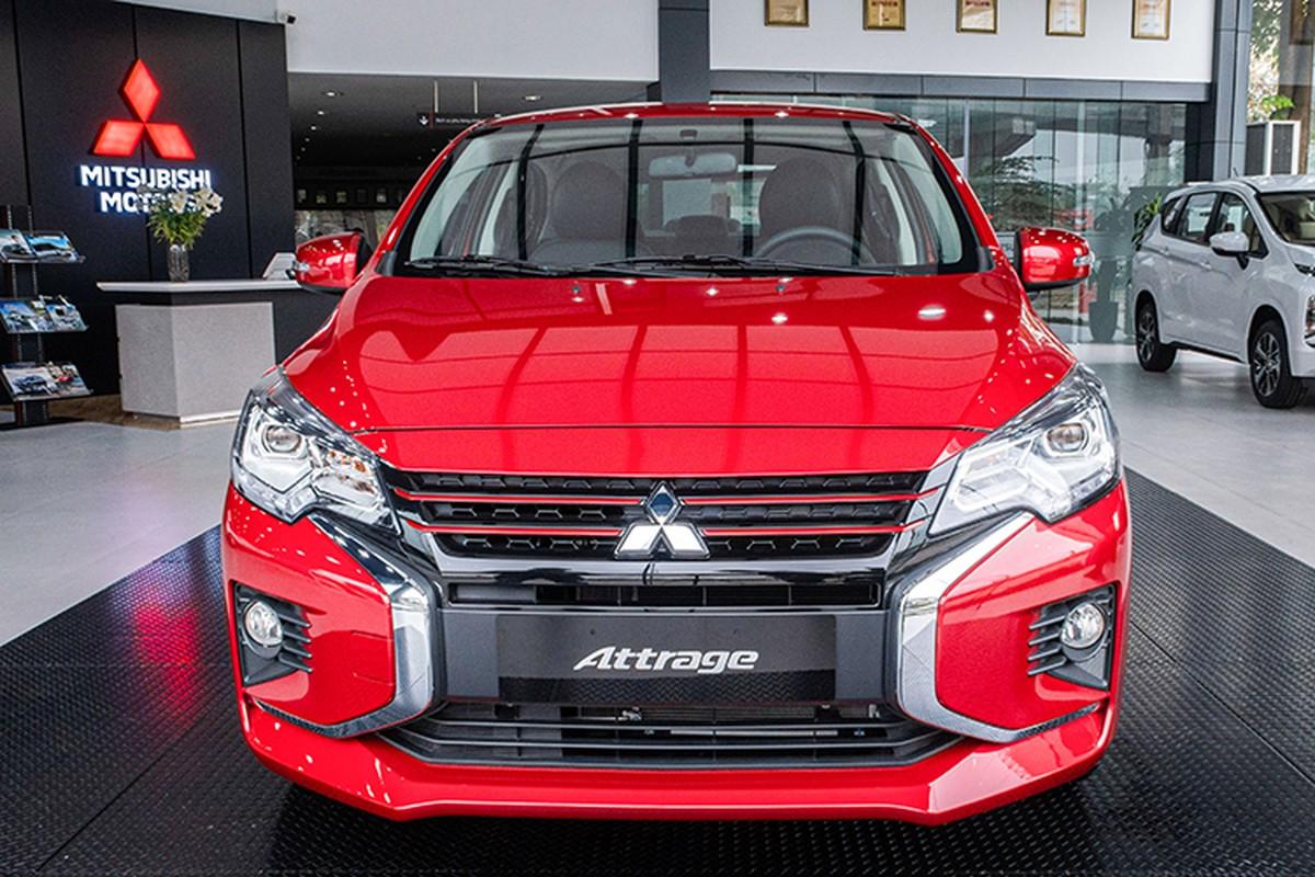 Xe gia re Mitsubishi Attrage 2020 tu 375 trieu tai Viet Nam-Hinh-3