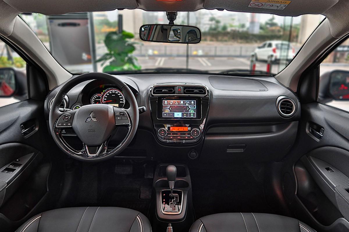 Xe gia re Mitsubishi Attrage 2020 tu 375 trieu tai Viet Nam-Hinh-6