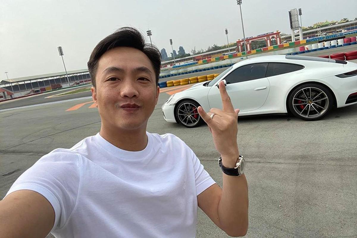 Porsche 91 la sieu xe Cuong Do la cam lai nhieu nhat