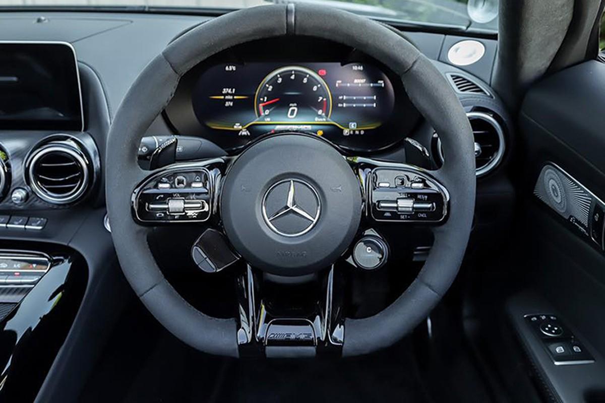 Can canh sieu xe Mercedes-AMG GT R hon 21 ty o Sai Gon-Hinh-8