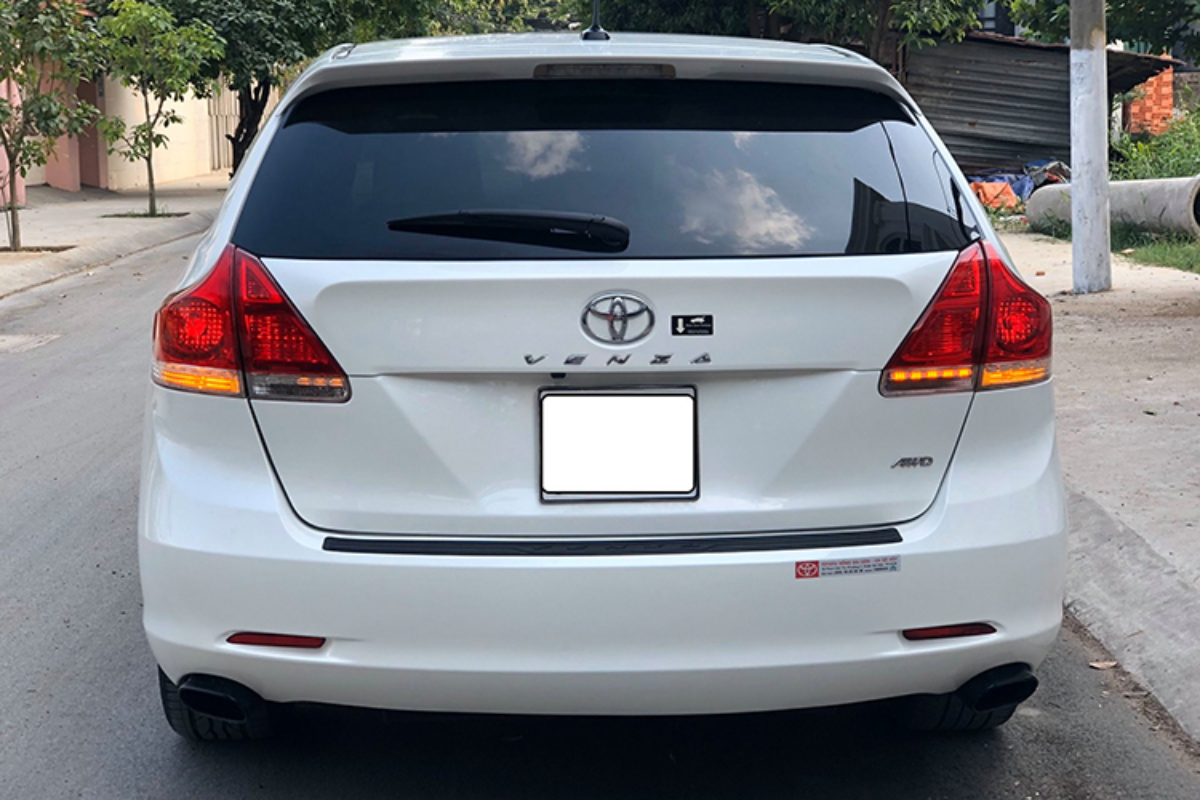 Toyota Venza nhap My, dung 10 nam ban duoi 700 trieu o Sai Gon-Hinh-3