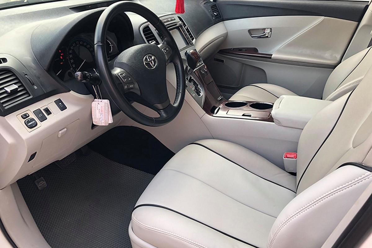 Toyota Venza nhap My, dung 10 nam ban duoi 700 trieu o Sai Gon-Hinh-4
