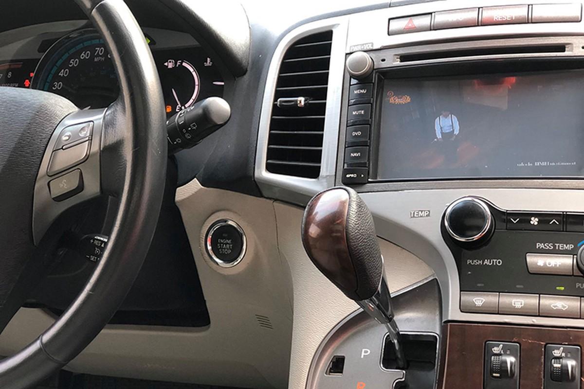 Toyota Venza nhap My, dung 10 nam ban duoi 700 trieu o Sai Gon-Hinh-5