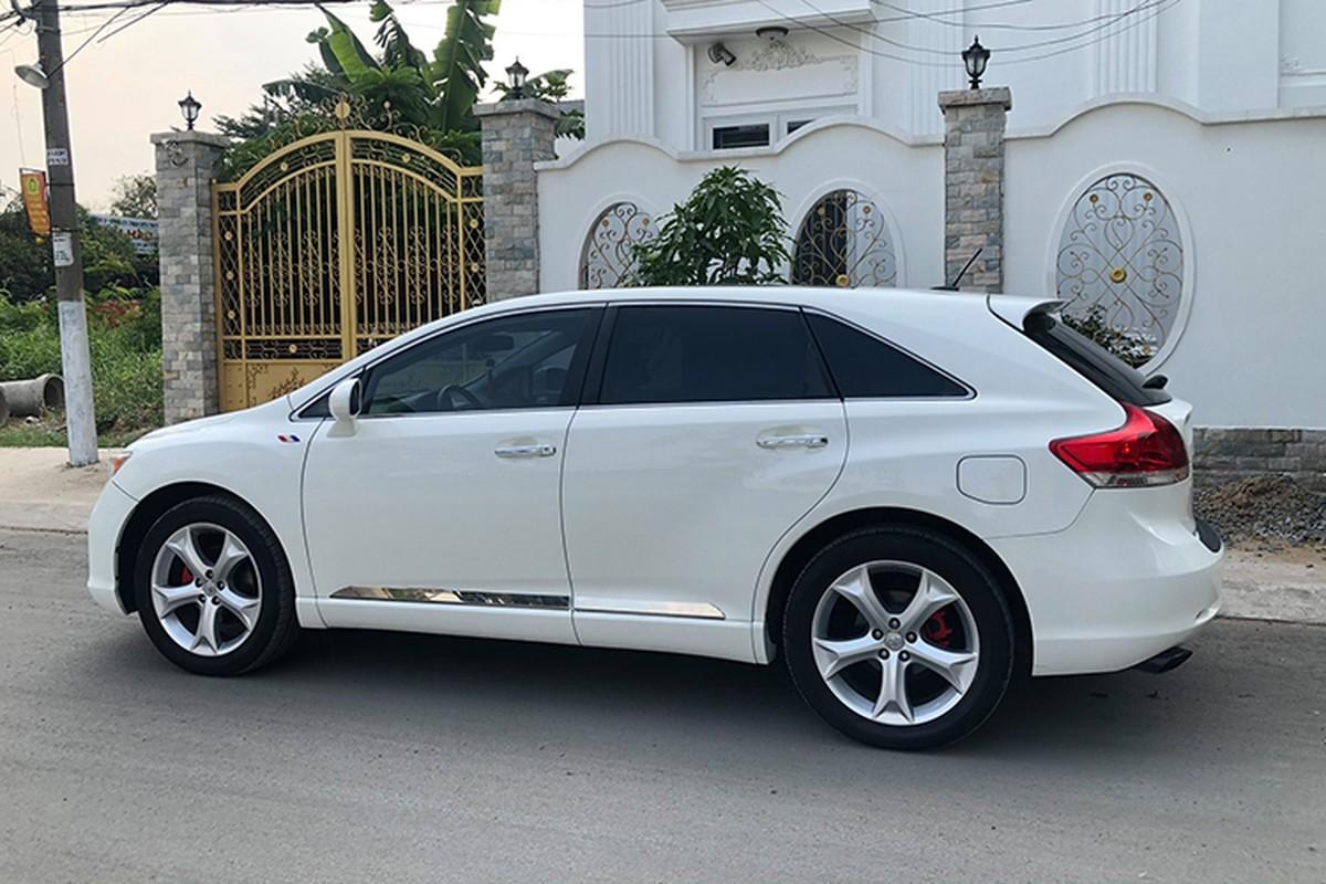 Toyota Venza nhap My, dung 10 nam ban duoi 700 trieu o Sai Gon-Hinh-8
