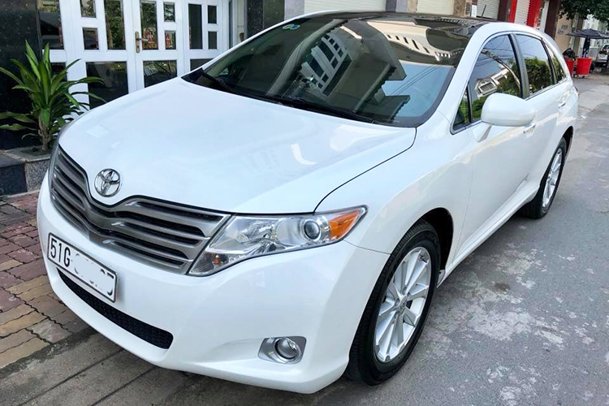 Toyota Venza nhap My, dung 10 nam ban duoi 700 trieu o Sai Gon-Hinh-9
