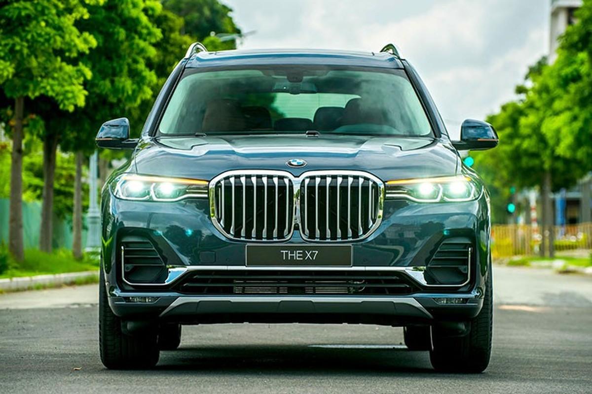SUV hang sang BMW X7 giam toi 350 trieu dong tai Viet Nam-Hinh-10