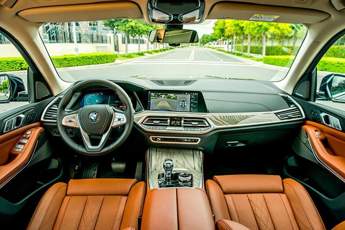 SUV hang sang BMW X7 giam toi 350 trieu dong tai Viet Nam-Hinh-6