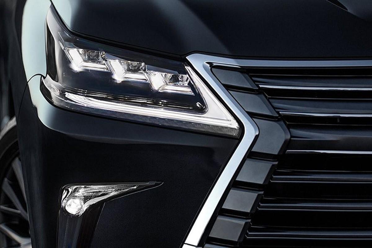 Lexus LX moi se su dung dong co V6 va V8 tang ap kep-Hinh-3