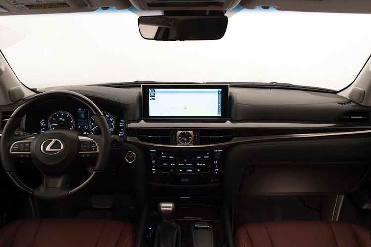Lexus LX moi se su dung dong co V6 va V8 tang ap kep-Hinh-4