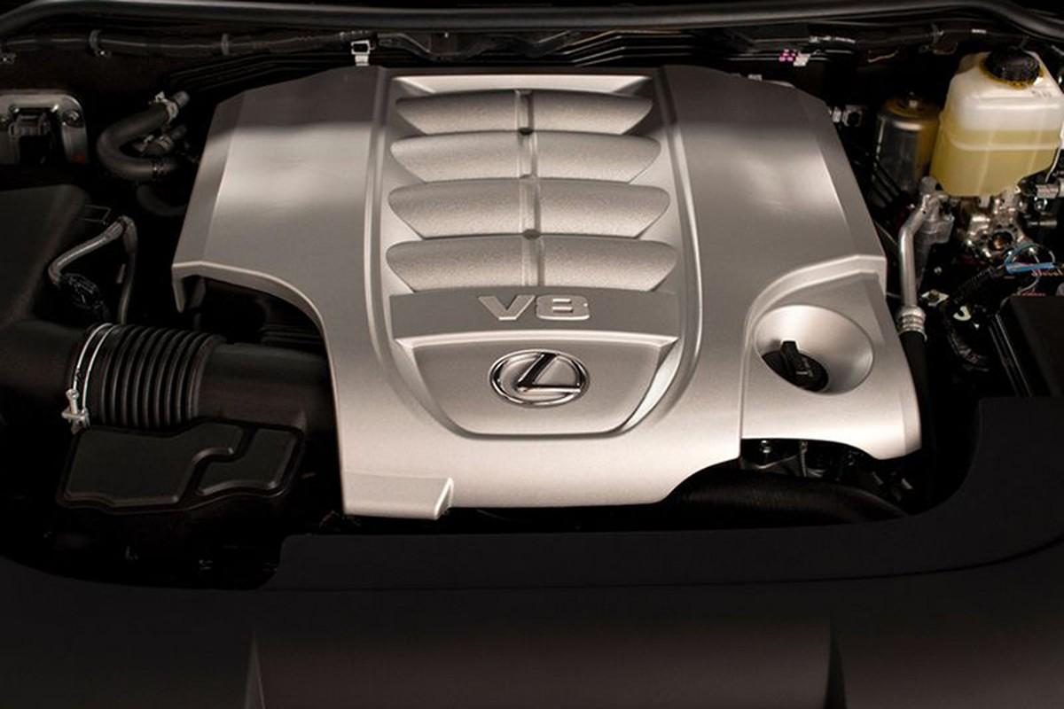Lexus LX moi se su dung dong co V6 va V8 tang ap kep-Hinh-6