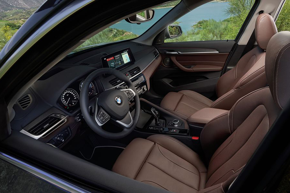 BMW X1 2020 moi sap ve Viet Nam,